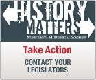 History Matters, take action contact your legistalors